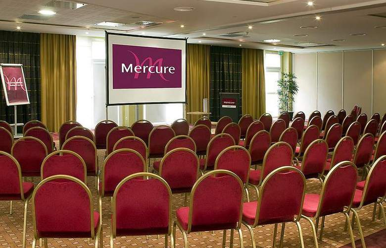 Mercure Caen Centre Port de Plaisance - Hotel - 16