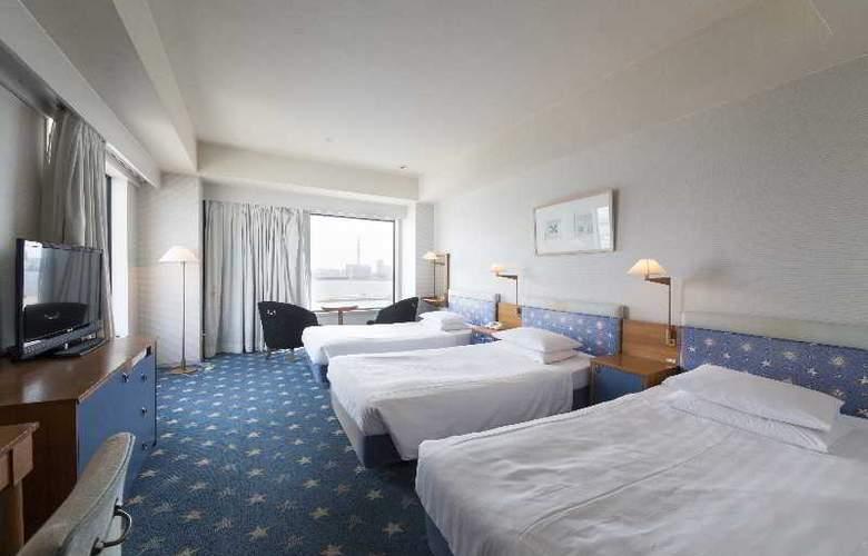 Hotel Seagull Tempozan Osaka - Hotel - 19