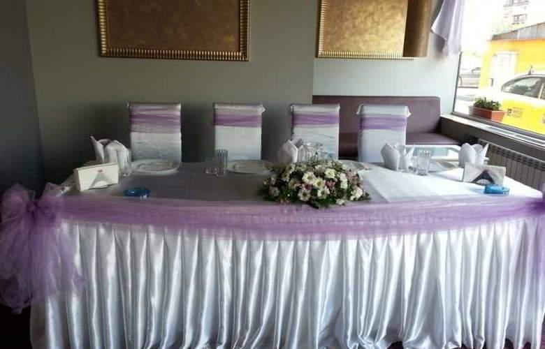 Business Hotel Elate Plaza - Restaurant - 2