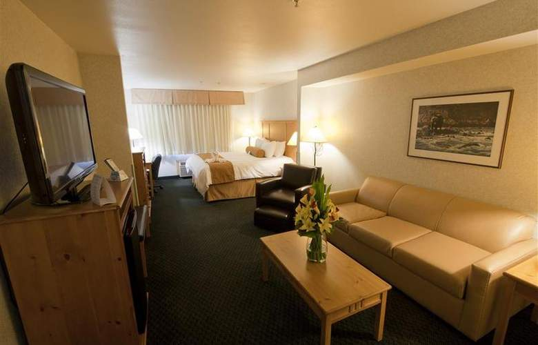 Best Western Plus Grantree Inn - Room - 99