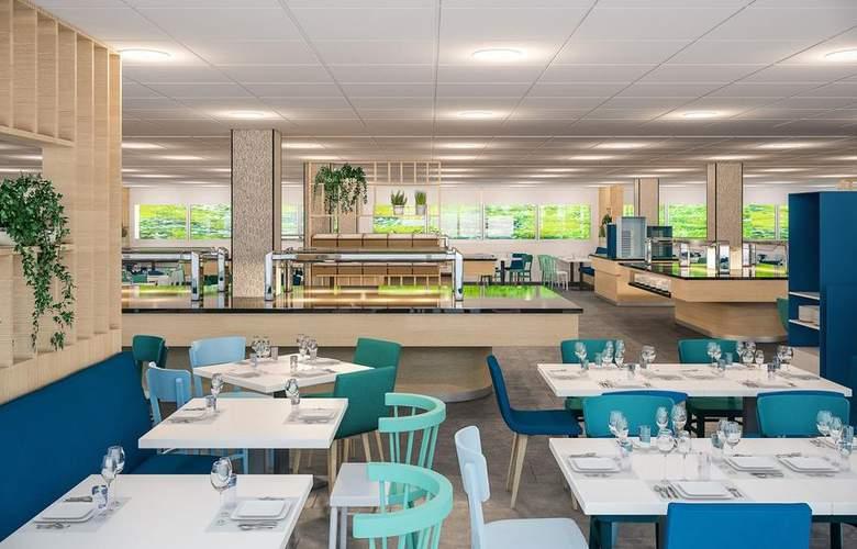 Medplaya Regente - Restaurant - 5