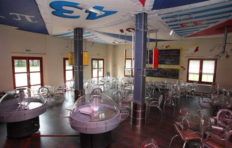 Le Grand Hotel - Restaurant - 5