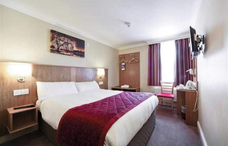 Best Western London Highbury - Room - 27