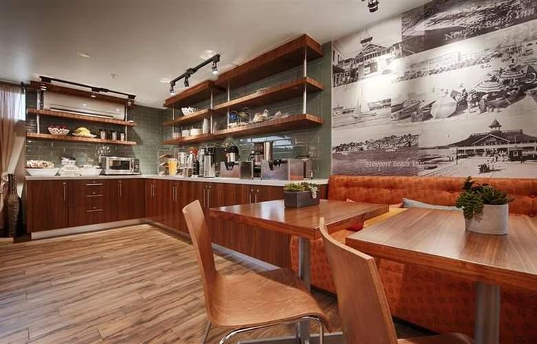 Best Western Newport Beach Inn - Restaurant - 47