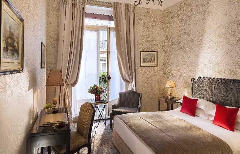 West end Paris - Room - 9
