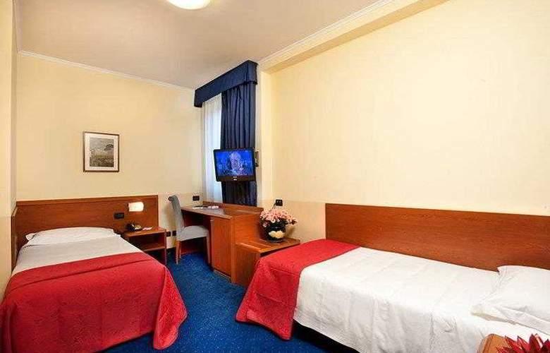 Best Western Blu Hotel Roma - Room - 63