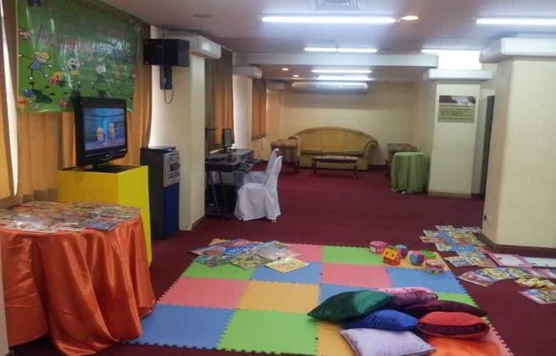 Bayview Park Hotel Manila - Sport - 13