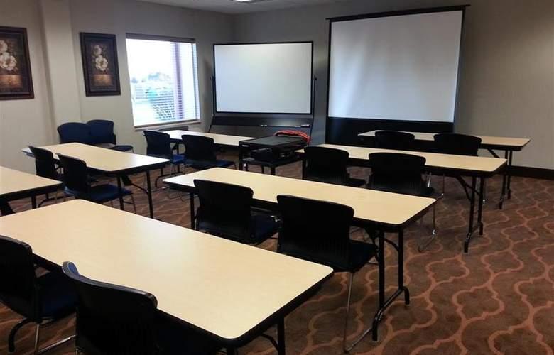 Best Western Joliet Inn & Suites - Conference - 154