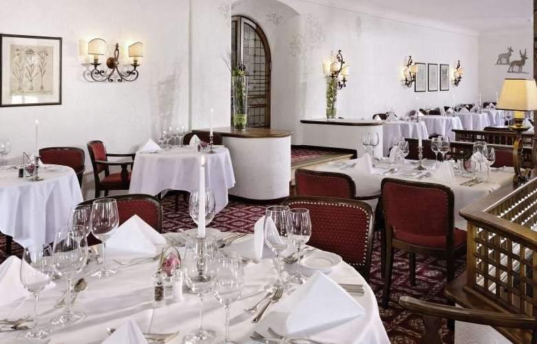 Steigenberger Grandhotel Belvédère Davos - Restaurant - 6