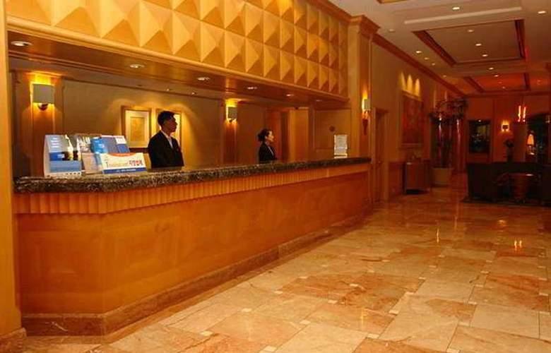 T.H.E Hotel & Vegas Casino Jeju - General - 2