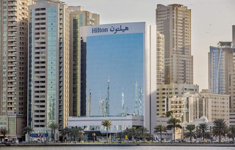 Hilton Sharjah - Hotel - 0