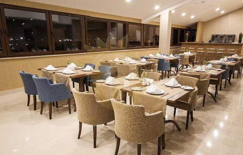Golden Way Hotel Giyimkent - Restaurant - 4