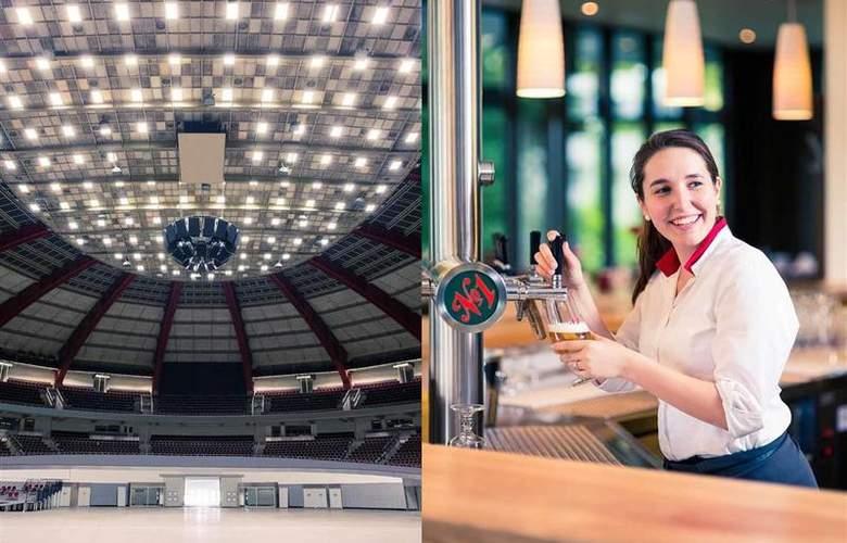 Mercure Dortmund Messe & Kongress - Bar - 37