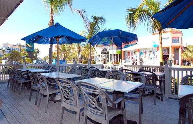 Quality Hotel on the Beach - Terrace - 10