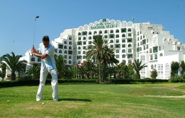 Marhaba Palace - Hotel - 14