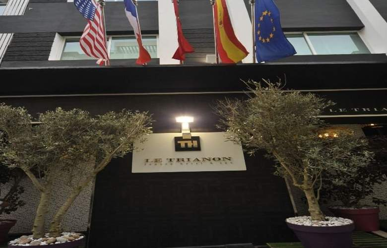 Le Trianon Luxury Hotel & Spa - Hotel - 2