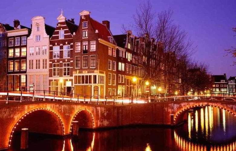 Roulette Amsterdam 3* - Hotel - 0