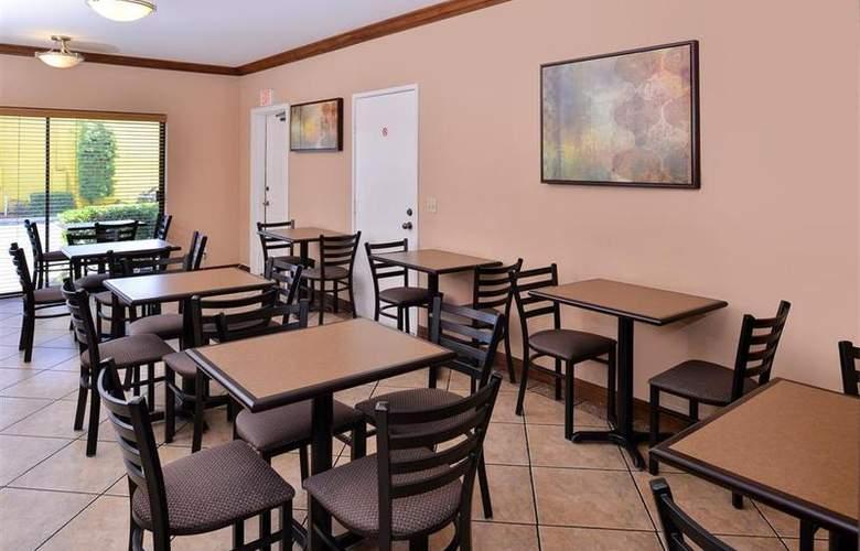 Best Western Santee Lodge - Restaurant - 42
