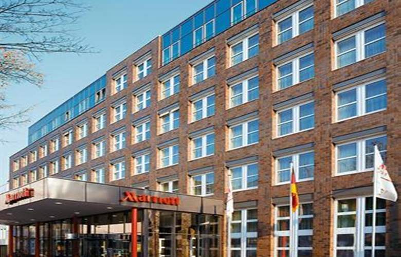 Cologne Marriott - Hotel - 5