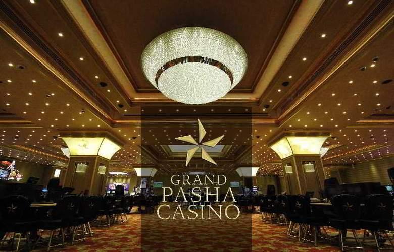 Grand Pasha Hotel & Casino - Sport - 5