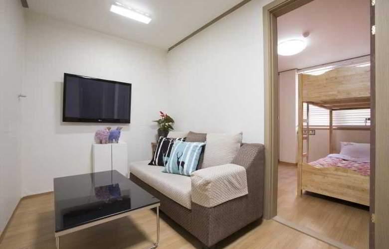 Stay in GAM Jongno Hostel - Room - 4