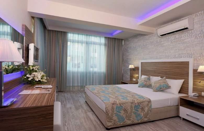 Palmiye Beach Hotel - Room - 8