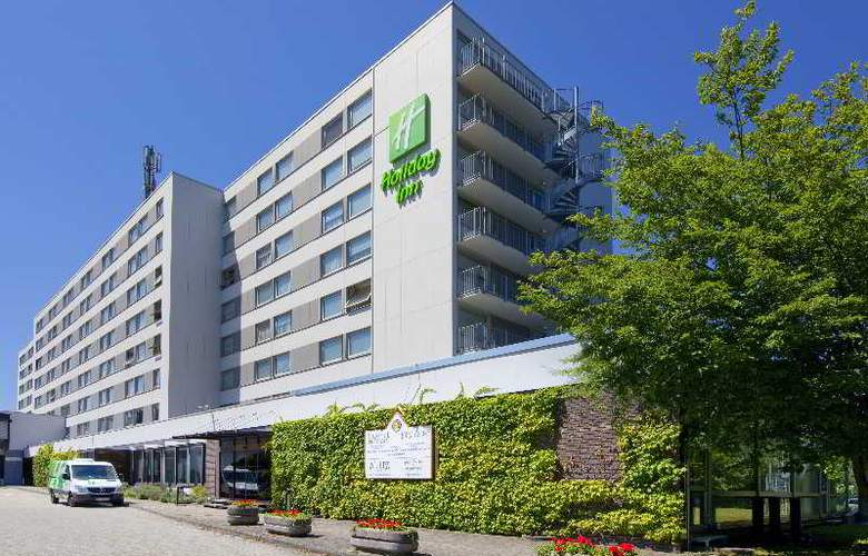Holiday Inn Express Frankfurt Airport - Hotel - 8