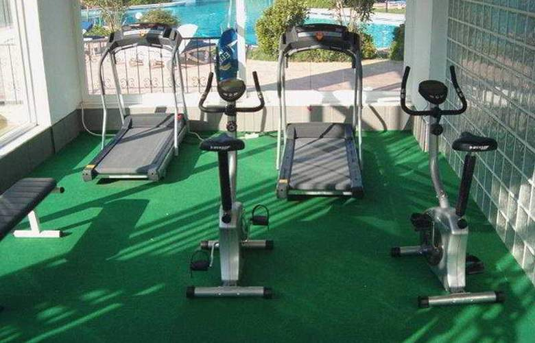 Kervansaray Marmaris Hotel - Sport - 9