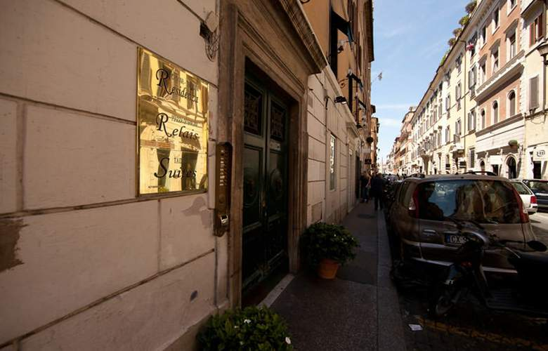 Residenza Canova Tadolini - Hotel - 0