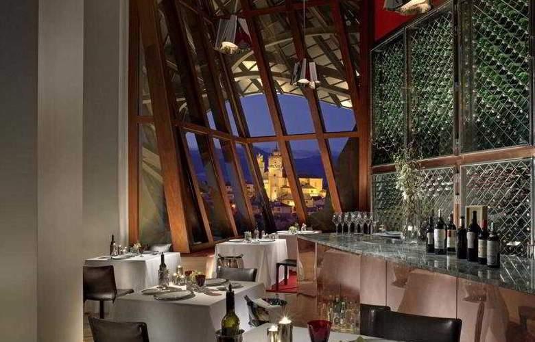 Marqués de Riscal, a Luxury Collection - Restaurant - 10