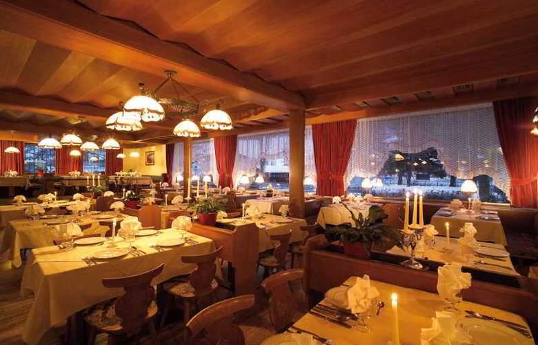 Parkhotel Schachen - Restaurant - 5