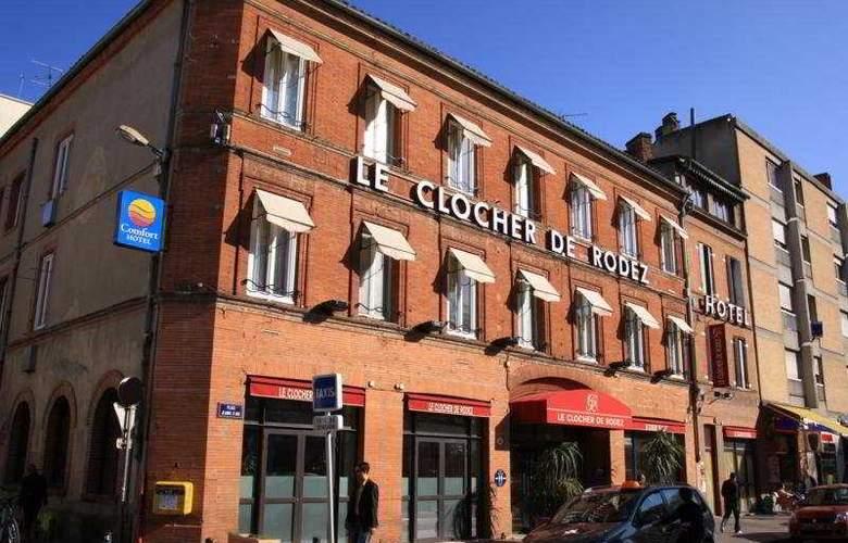 Quality Hotel Le Clocher De Rodez - Hotel - 0