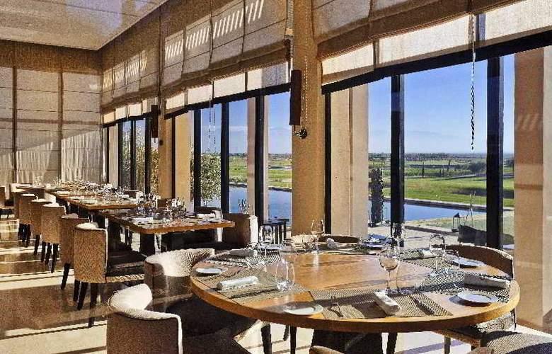 Ryads Al Maaden Medina & Golfs Resort - Restaurant - 16