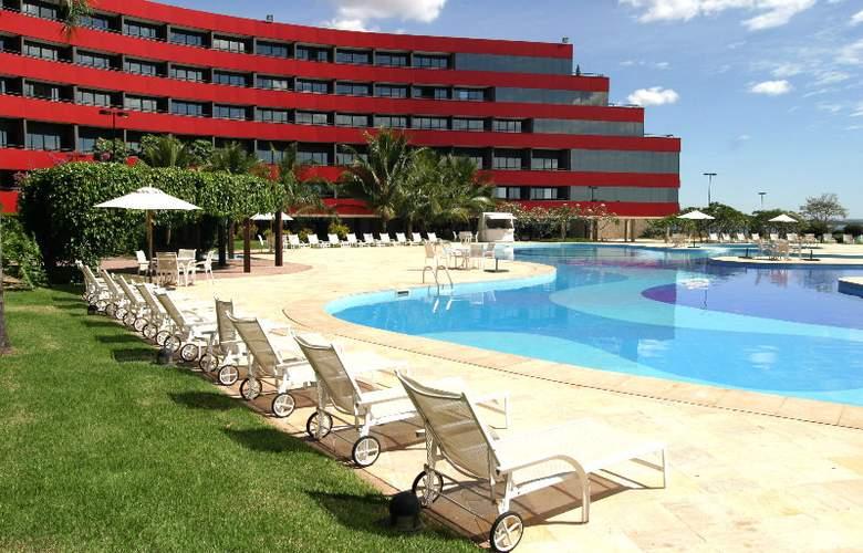 Golden Tulip Brasilia Alvorada Hotel - Pool - 5