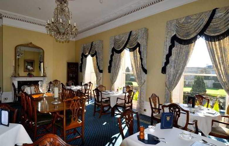 Willoughby House Hotel - Restaurant - 5