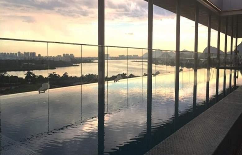 Hilton Barra Rio de Janeiro - Pool - 16