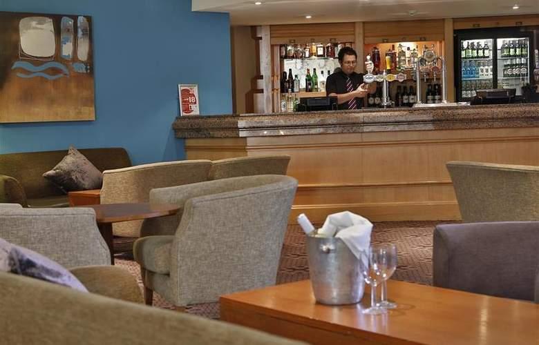 Best Western Stoke-On-Trent Moat House - Bar - 94