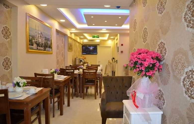 Elite Kasseria Hotel - Restaurant - 3