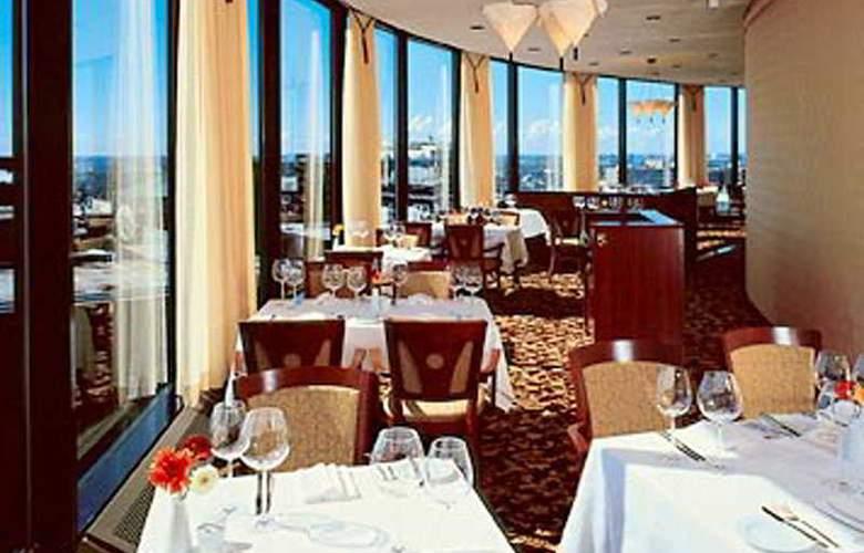 Ottawa Marriott Hotel - Restaurant - 9