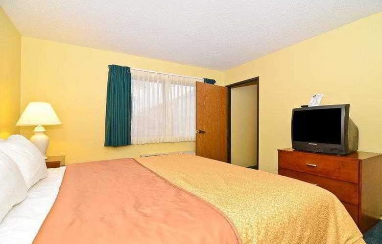 Best Western Ambassador Inn & Suites - Hotel - 44