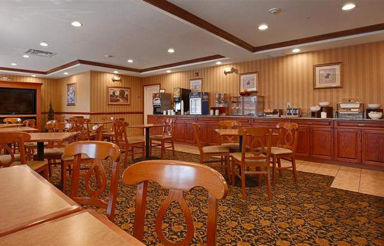 Best Western Executive Inn & Suites - Restaurant - 152