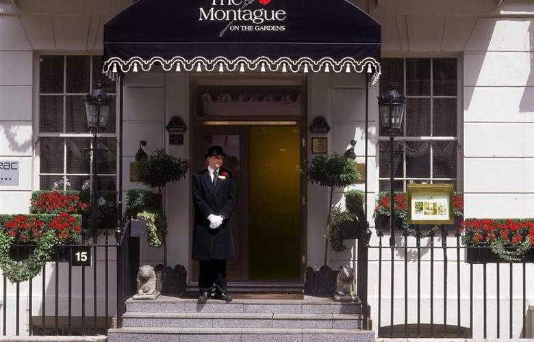 The Montague on the Gardens - Hotel - 0