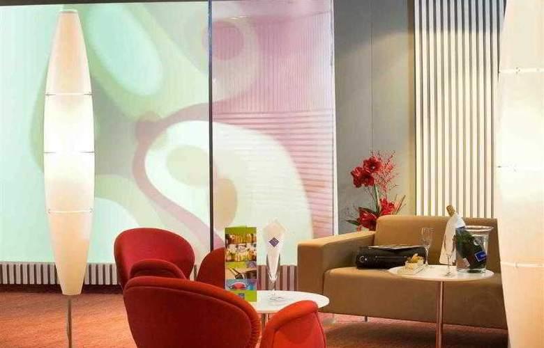 Novotel Geneve Centre - Hotel - 8