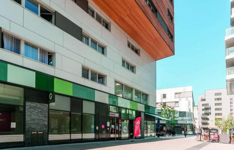 Appart'City Annemasse Centre Pays de Genève - Hotel - 4