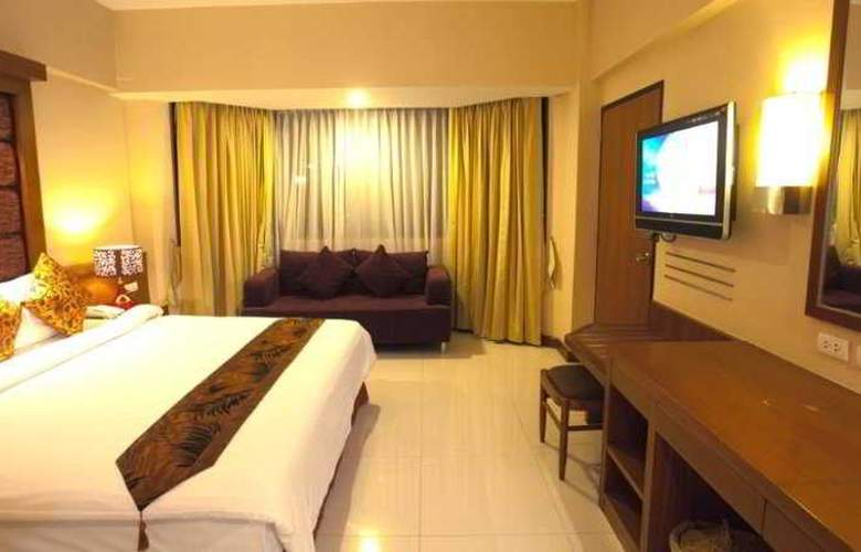Sun City Hotel Pattaya - Room - 1