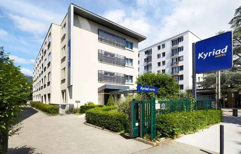 Kyriad Grenoble Centre - Hotel - 0