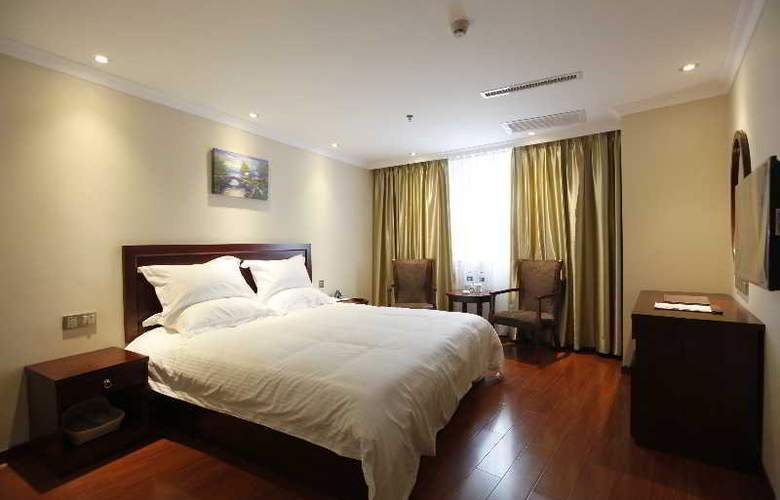 Green Tree Inn Hotel Jinhu Business Hotel - Room - 8