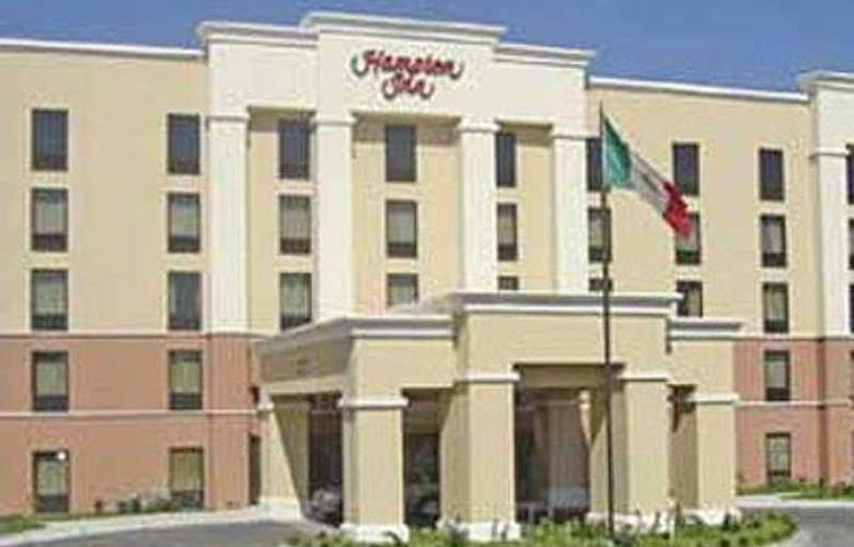 Hampton Inn Ciudad Juárez - Hotel - 0
