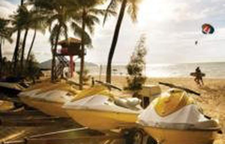 Golden Sands Resort by Shangri-La, Penang - Beach - 4
