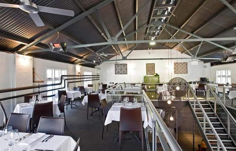 Q Station Retreat Manly - Restaurant - 40